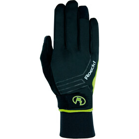 Roeckl Raab Gloves black/yellow